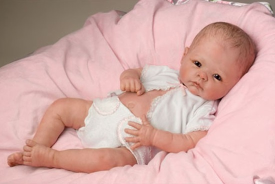 Picture of Little Grace - silicone tummy