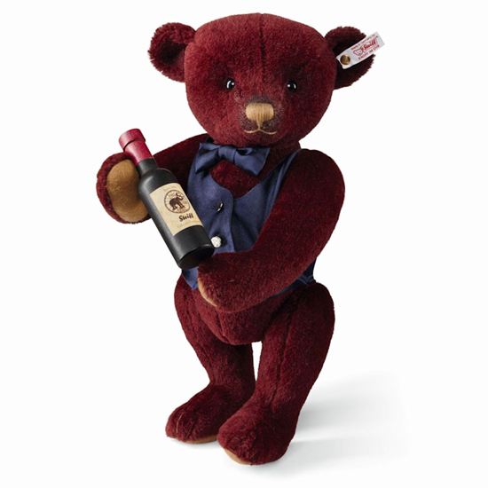 Picture of Sommelier Teddy Bear