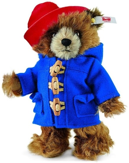 Picture of Mini Paddington Teddy Bear
