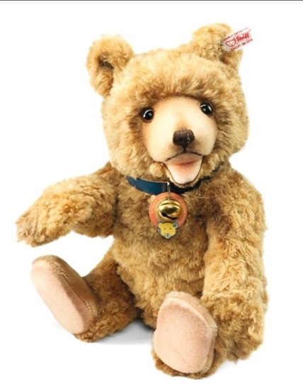 Picture of Silk Teddy Baby