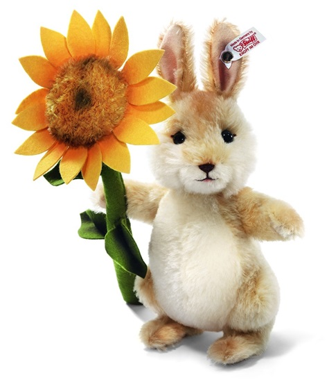 Picture of Sunny The Springtime Rabbit - New in 2013 - L.E. 1500
