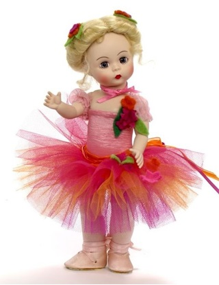 "Picture of Festive Ballerina 8"" (20 cm)"
