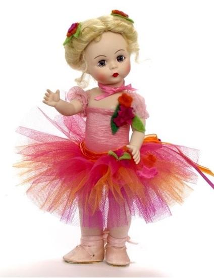 """Picture of Festive Ballerina 8"""" (20 cm)"""