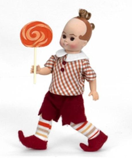 Picture of Orange Lollipop Munchkin - Wizard of Oz