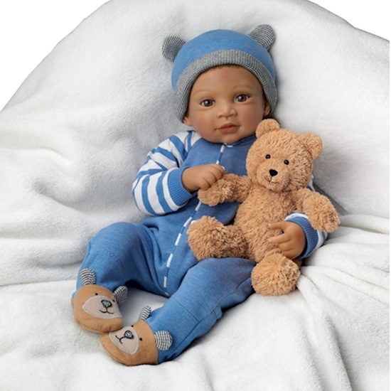 Picture of Calvin & Teddy B