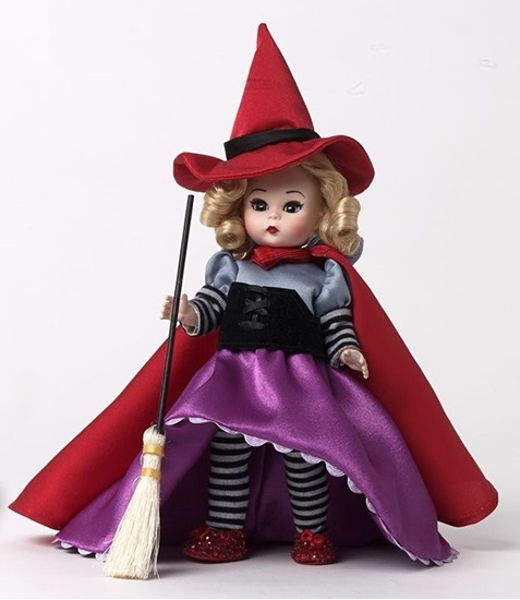 Picture of Wicked Witch of the East - Oz