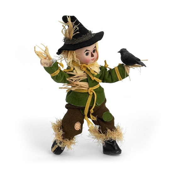 Judys Doll Shop Scarecrow Wizard Of Oz