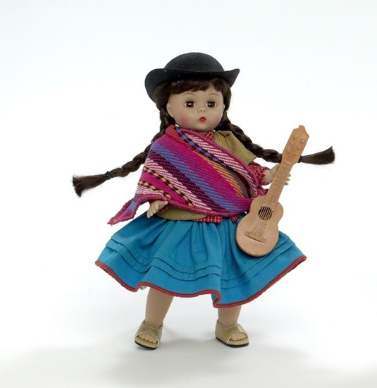 Picture of Bolivia - Fighting Cholita