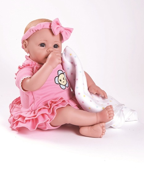 "Picture of BabyTime - Pink 16"" (41 cm)"