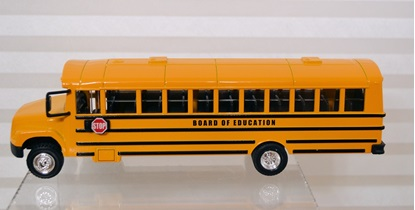 Picture of Action City School Bus