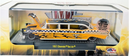 Picture of Chevrolet Bel-Air 1957 Taxi Stretch