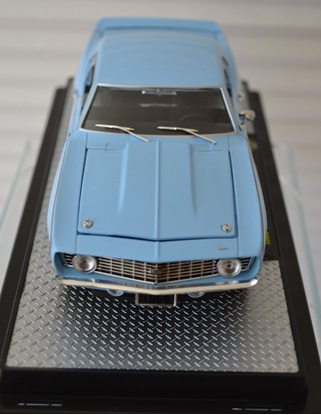 Picture of 1969 Chevrolet Camaro SS 396 R38 (13-08)