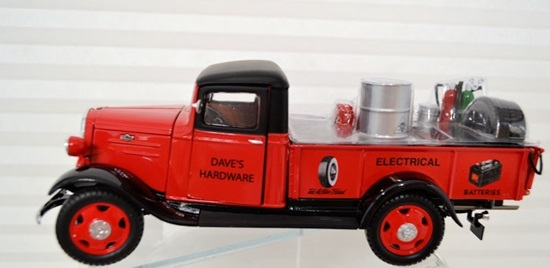 Picture of 1935 Chevrolet 1& 1/2 ton Pick Up