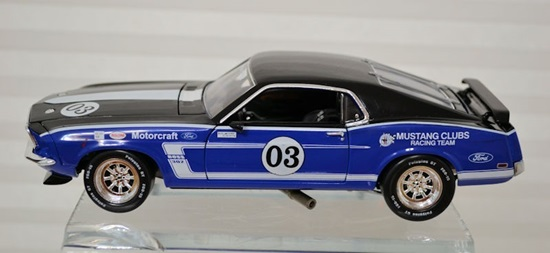 Picture of 1969 Mustang Boss 302 Racer