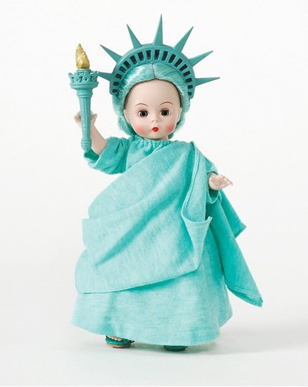Picture of Miss Liberty