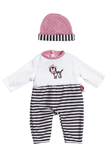 Picture of Zebra Stripes Outfit