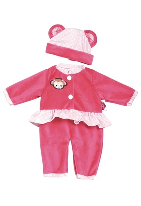Picture of Monkey Pink Outfit