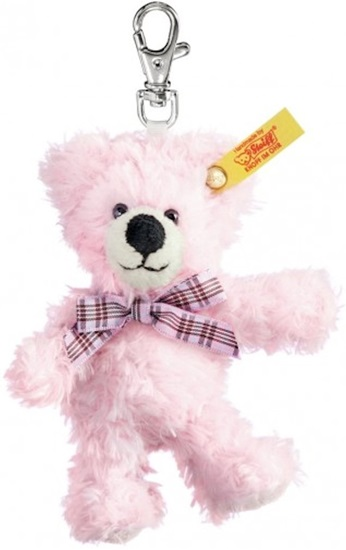 Picture of Pink Teddy Bear Keyring