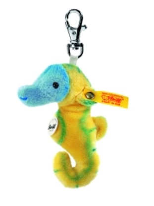 Picture of Putsy Seahorse Keyring