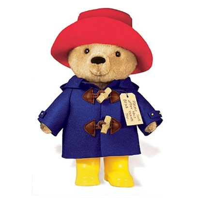 Picture of  Paddington Bear - 10 inch Soft Plush