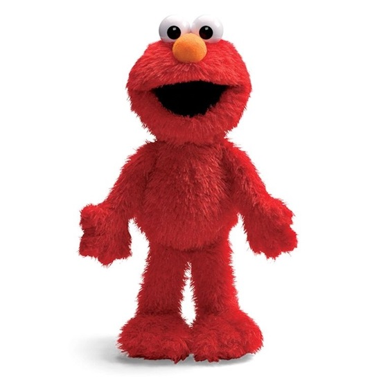 Picture of Elmo - 15 in Shaggy Plush