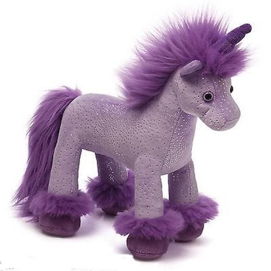 "Picture of ""Stardust"" Purple Unicorn"