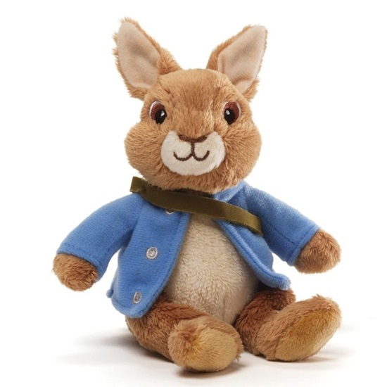 Picture of Peter Rabbit beanbag