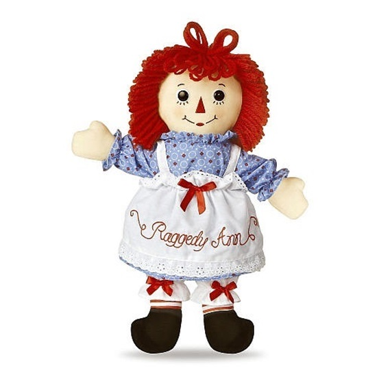 Picture of Raggedy Ann - 16 inches
