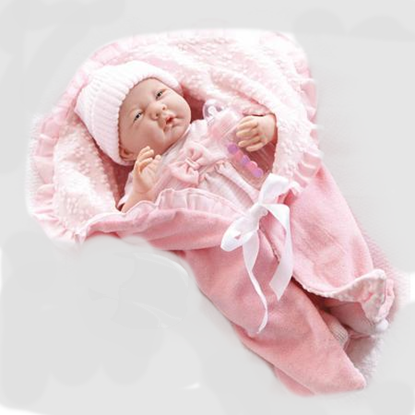 Picture of La Newborn -  Premium Pink Gift Set -  Girl