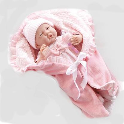 Picture of La Newborn -  Premium Pink Gift Set -  Girl