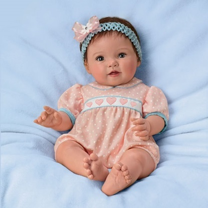 Picture of Littlest Sweetheart - Cloth Body
