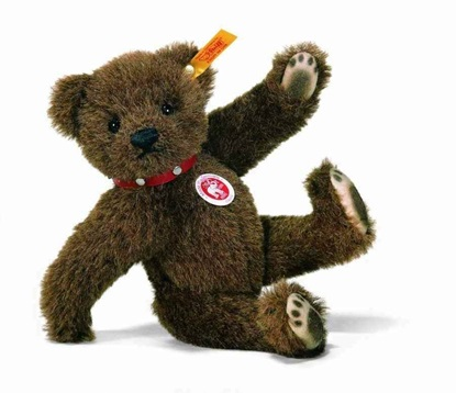 Picture of Chocolate Brown Classic Teddy Bear