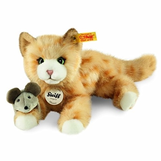 Picture of Mimmi Katze Red Tabby Plush Cat