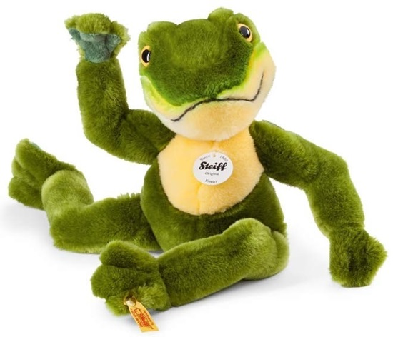 Picture of Froggy - Cuddly Dangling Frog