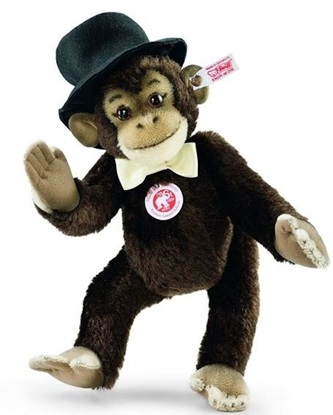 Picture of Frederick The Magician Chimpanzee