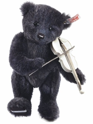 Picture of Llardo Violinist Teddy Bear