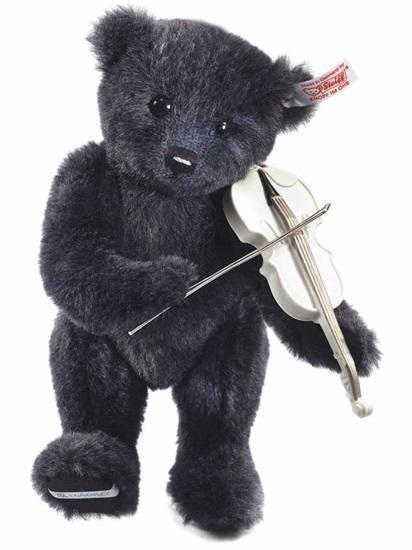 Picture of Llardo Violinist Teddy Bear