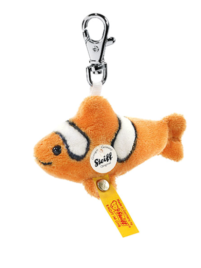 Picture of Flossie Clownfish Keyring
