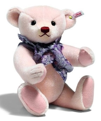 "Picture of ""Louise"" 2013 Steiff Club Teddy Bear"