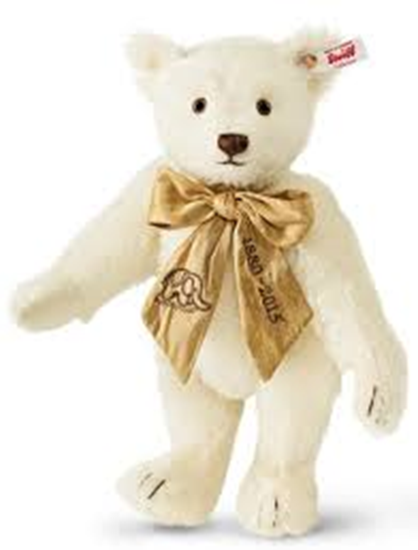 Picture of 2015 Steiff Club Celebration Teddy Bear