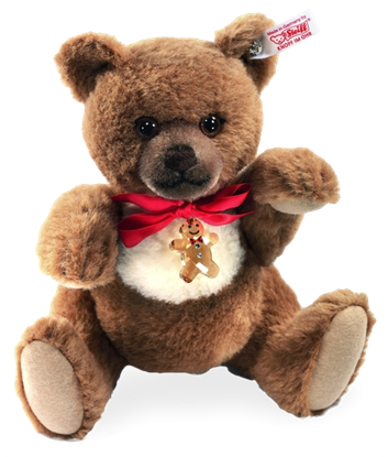 "Picture of ""Cookie"" Swarovski Teddy Bear"