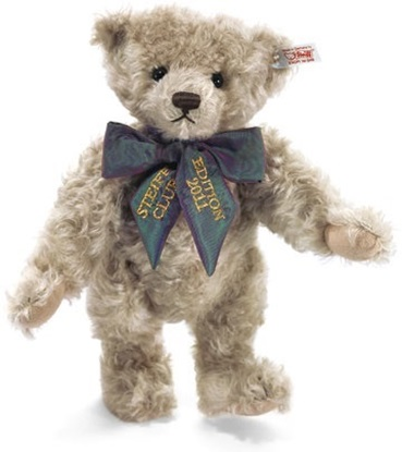 Picture of 2011 Steiff Club Annual Edition Teddy Bear