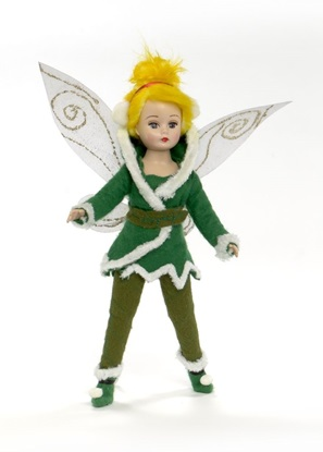 Picture of Tinker Bell in Winter Outfit