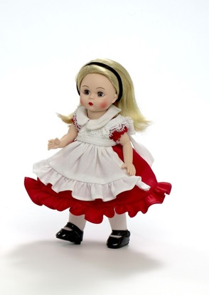 Picture of Alice In Wonderland - Red Dress