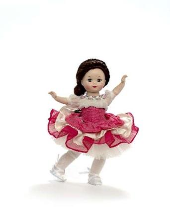 Picture of La Jolie Fleur Ballerina