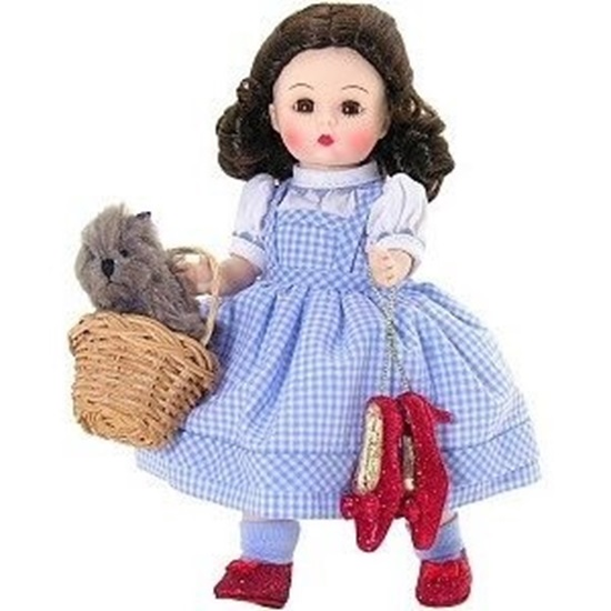 Picture of Dorothy and Toto - Wizard  of Oz - LAST ONE - missing Basket