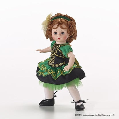 Picture of Irish Dancer - Ireland