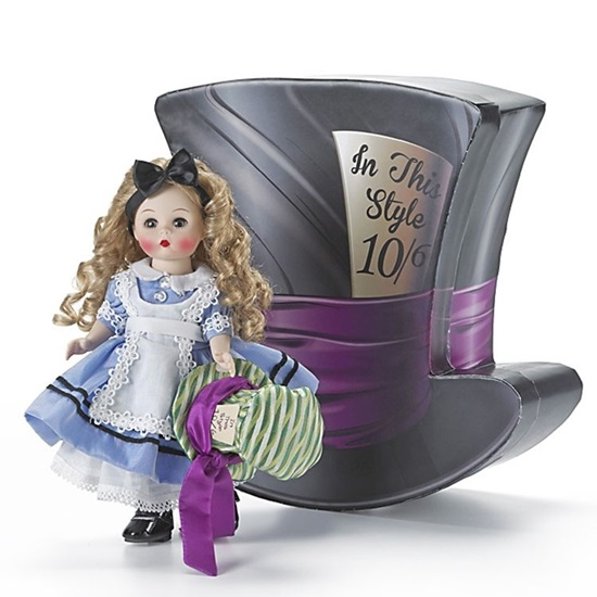 Picture of Alice's Mad Adventure -Alice in Wonderland
