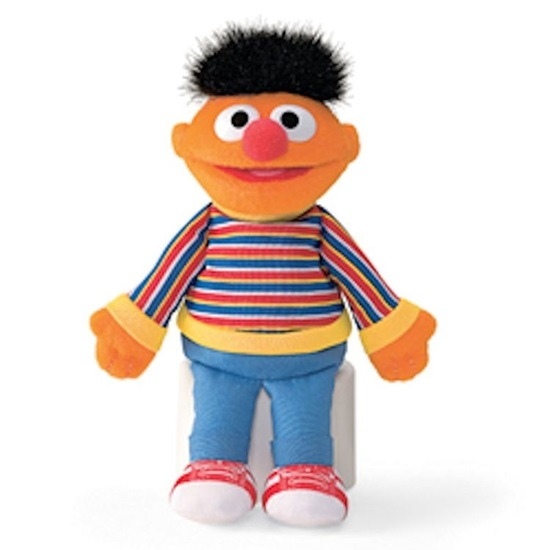 Picture of Ernie Beanbag