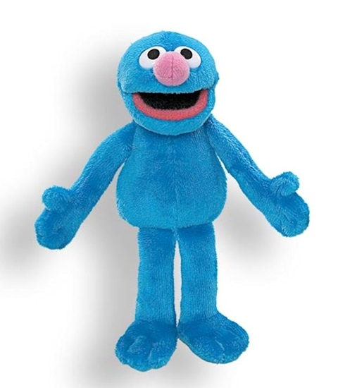 Picture of Grover  Beanbag